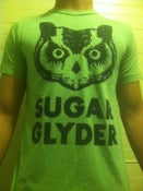 "Image of ""OWL HEAD"" SUGAR GLYDER T-SHIRT (unisex) *TULTEX*"
