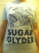 "Image of ""BIRD TESSELLATION"" SUGAR GLYDER T-Shirt (unisex) *Tultex*"
