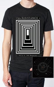 "Image of La Resistance CD and ""We'll Be the Fashion"" Tshirt bundle"