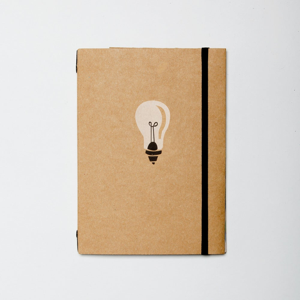 Image of Ideas Lined Pocket Book