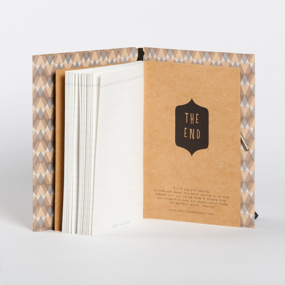 Image of Fox Lined Pocket Book