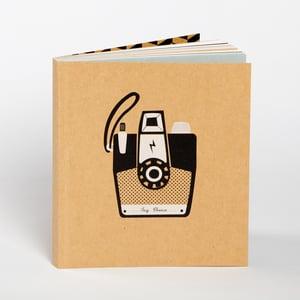 Image of Camera Sketchbook