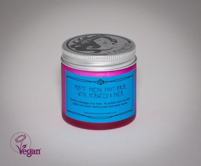 Image of Minty Fresh Foot Balm