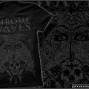Image of Chrome Waves - Crows Shirt