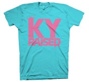 Image of KY Raised Female in Teal & Pink
