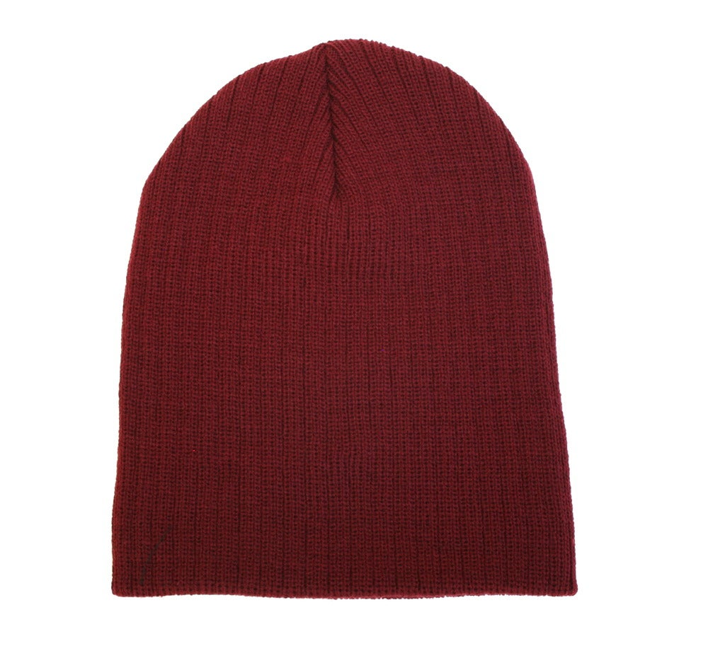 Image of Beanie - Ribbed / Pirate Blood