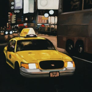Image of Broadway and 43rd Limited Edition Print
