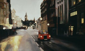 Image of City Clock Limited Edition Print