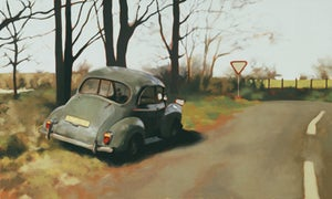 Image of Give Way Limited Edition Print
