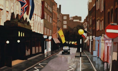 Image of No Entry Limited Edition Print
