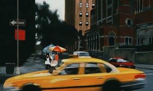 Image of On Fifth Avenue Limited Edition Print