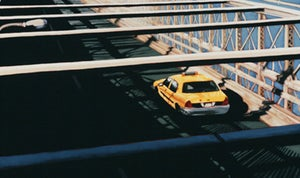 Image of Over the East River Limited Edition Print