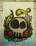 Image of Skull & Roses