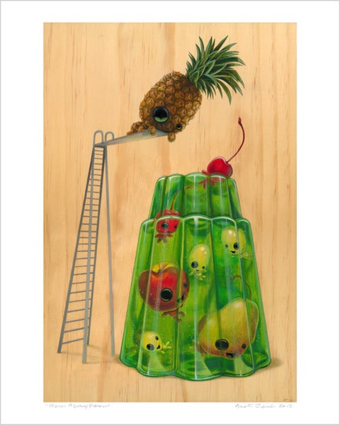 """Image of """"There's Always Room"""" giclee print"""