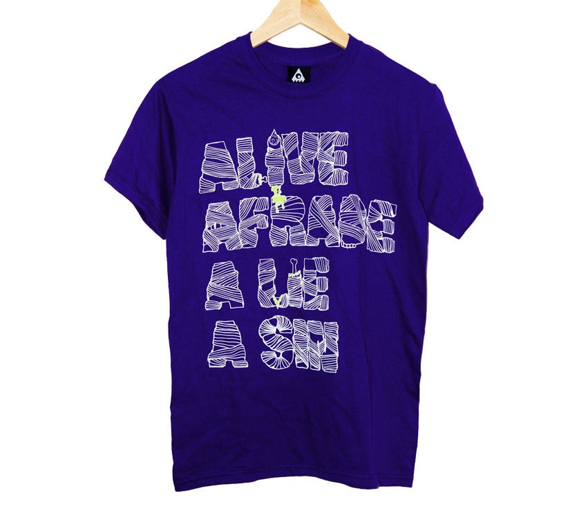 Image of Alive Afrade Tee