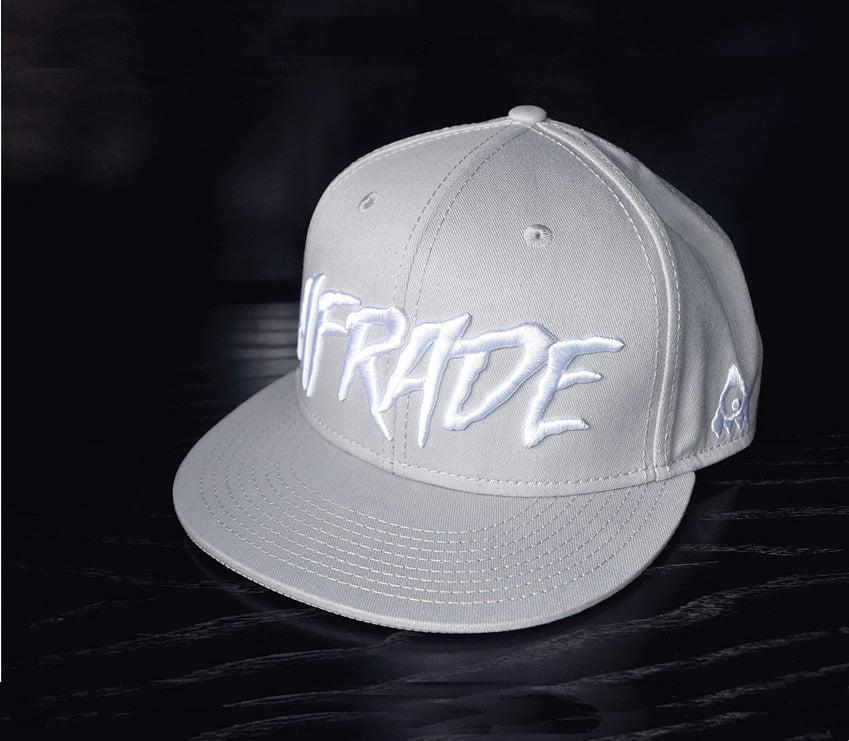Image of Cool Grey Afrade Snapback