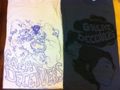 Image of 'Minotaur' / 'She-Beast' Tees