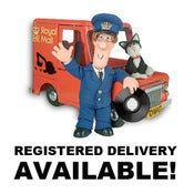 Image of International Registered delivery (optional/recommended)