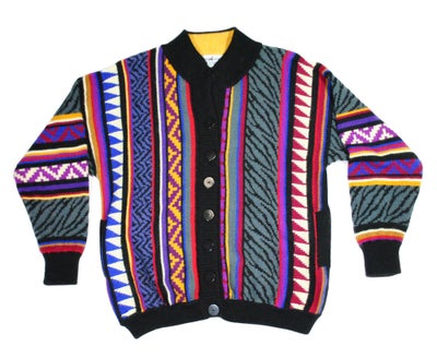 Image of Bill Cosby Style Cardigan Sweater