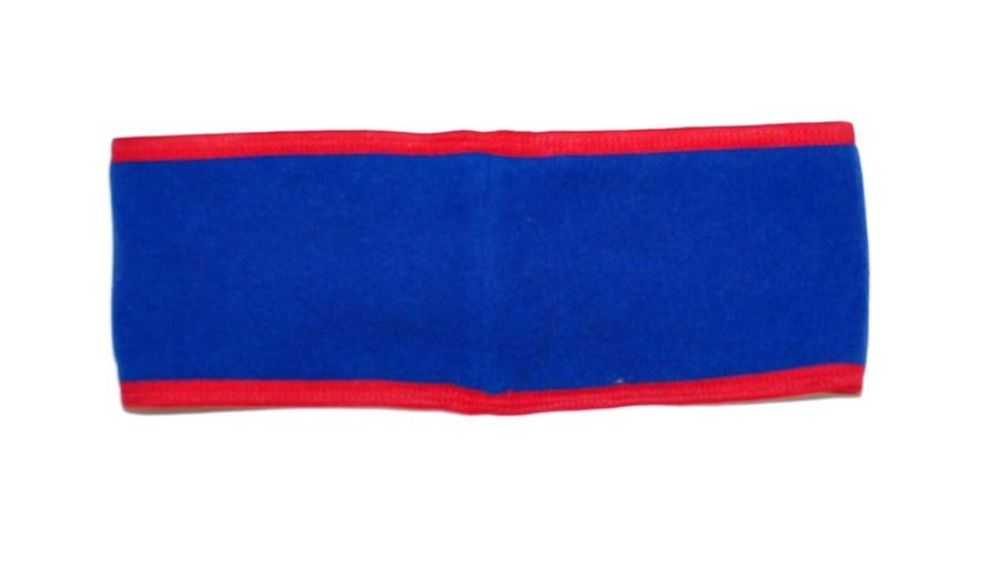 Image of 90's Polo Sport Fleece Headband