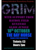 Image of G.R.I.M + Guests  - 18th October
