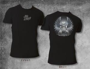 Image of Mens Blasted Short Sleeve T-Shirt