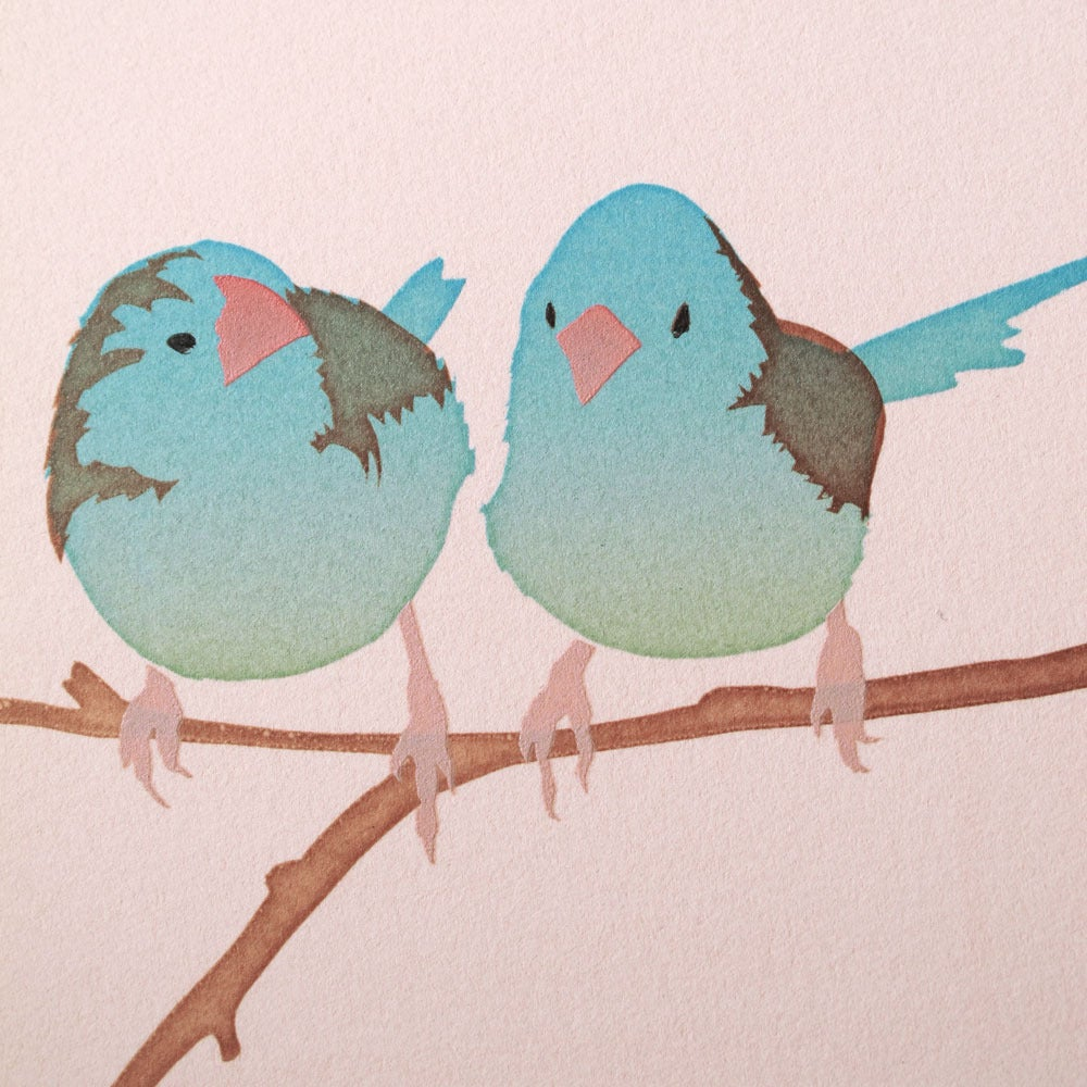 Image of Cordon Bleu screen print