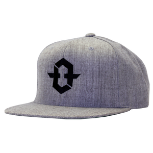 Image of Tru Freedom Snapback (Heather/Black)