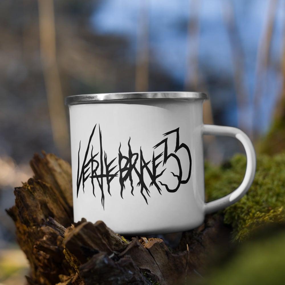Image of V33 Enamel Mug