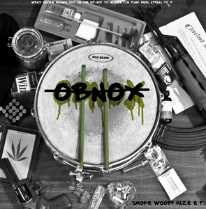 "Image of OBNOX - Smoke Woody Haze 12"" EP (12XU 048-1)"