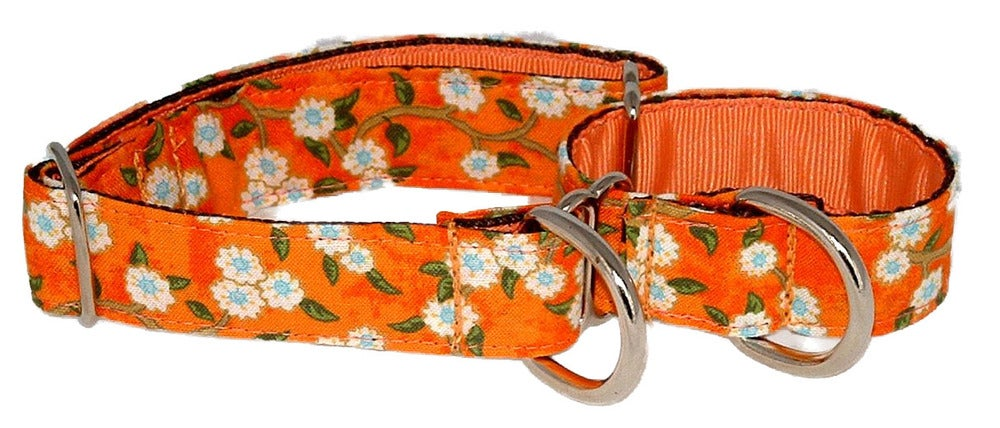 Adeline Cherry Blossom - Martingale Collar