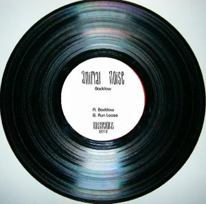 Image of Animal Noise 'Baddow' Signed 7 inch vinyl (limited)