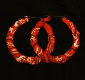 Image of Bamboo Hoops Bandana