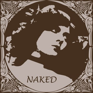 "Image of CD album ""NAKED"""