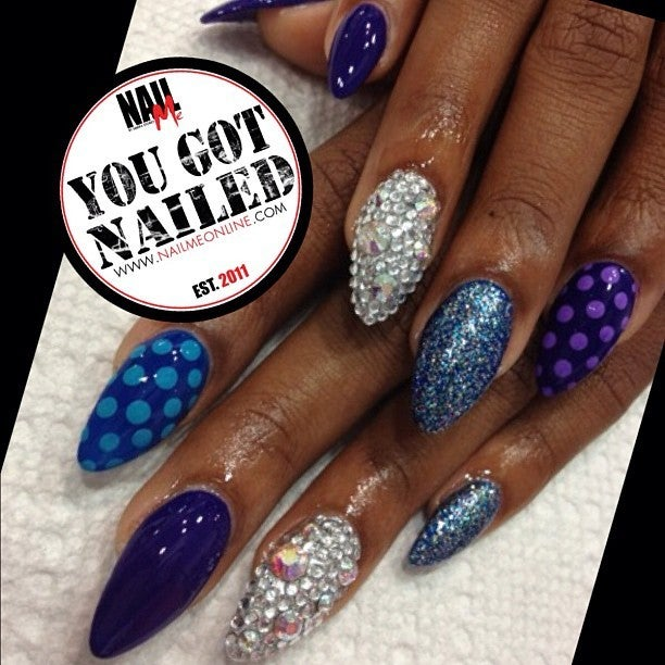 Nail Me Online Create Your Own Custom Press Ons W 2 Designs 2
