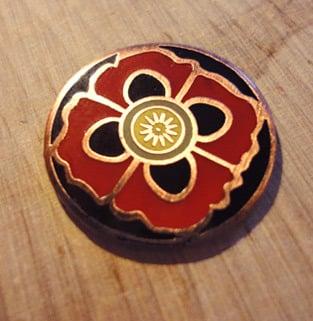 Image of Poppy Pin