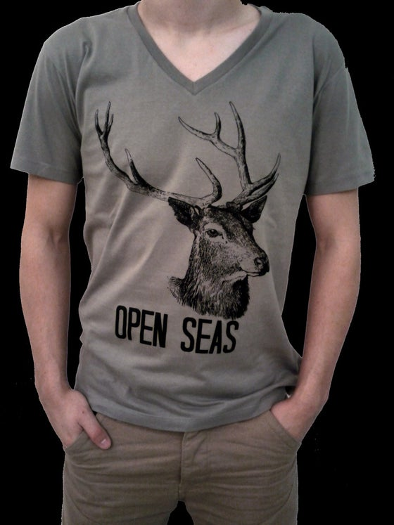 Image of T-Shirt (Open Seas)