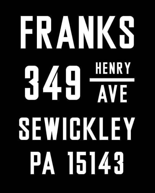 Image of Subway Address