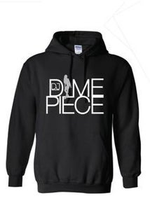 Image of Dime Time Hoodie Black