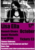 Image of Acoustica! with Lisa Ella and Guests - 17th October
