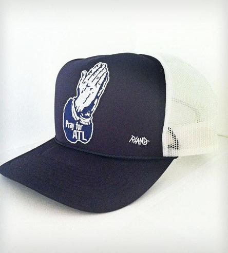 Image of Pray for ATL hat