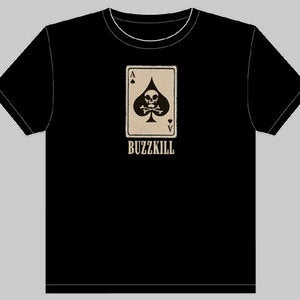 Image of Ace Of Spades T-Shirt