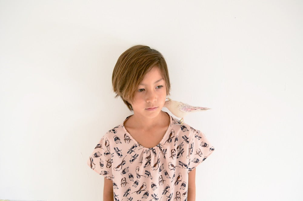 Image of bird shirt