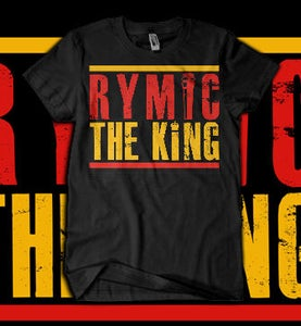 Image of RyMic The King T-Shirt (Medium, XL)