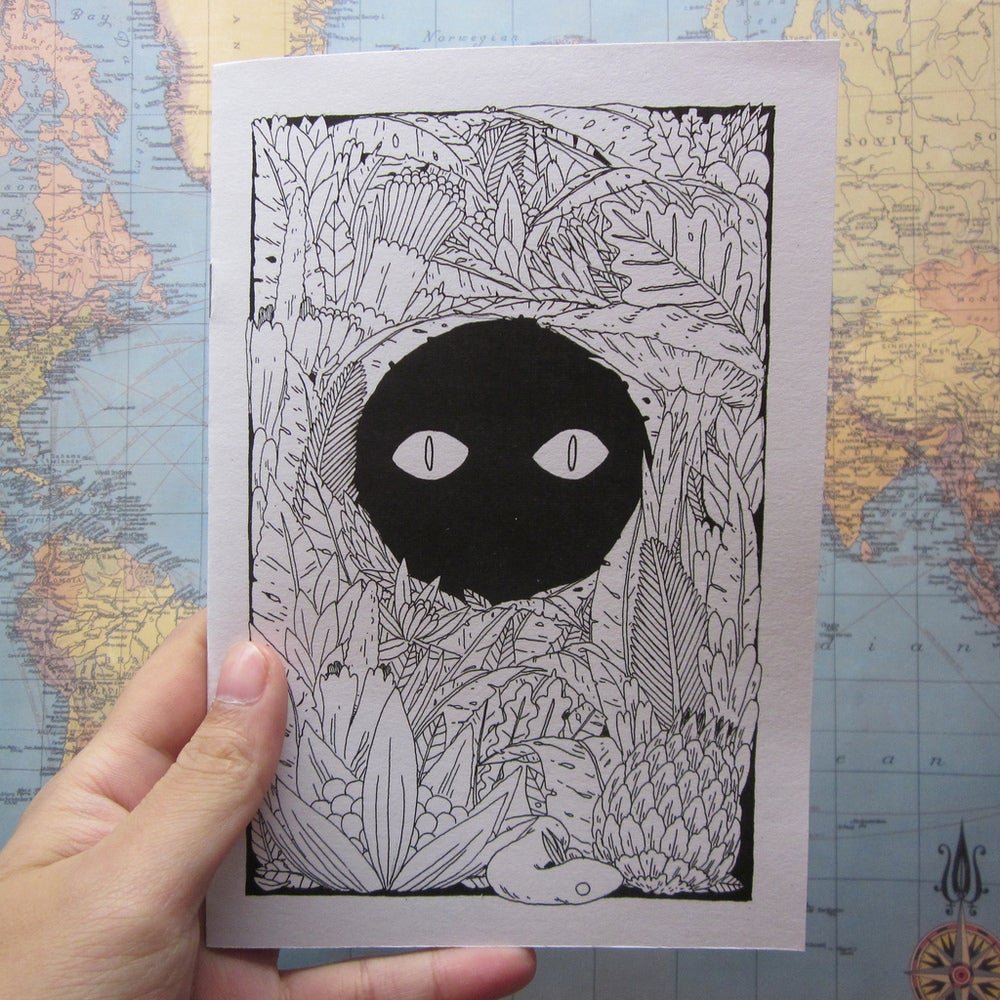 Image of They Come At Night Zine