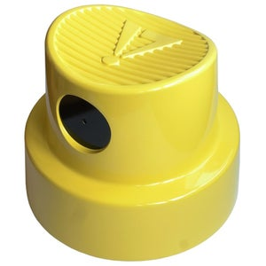 Image of Spray Cap Stool (Yellow)