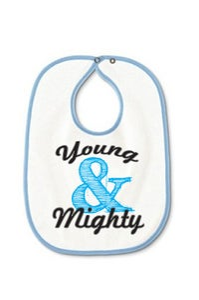 Image of Y&M Logo Bib