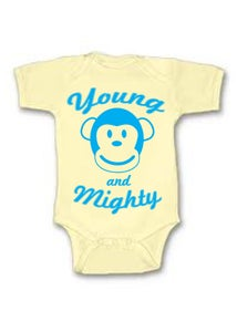 Image of Y&M Monkey Bodysuit