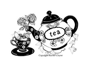 Image of 'Tea' Print