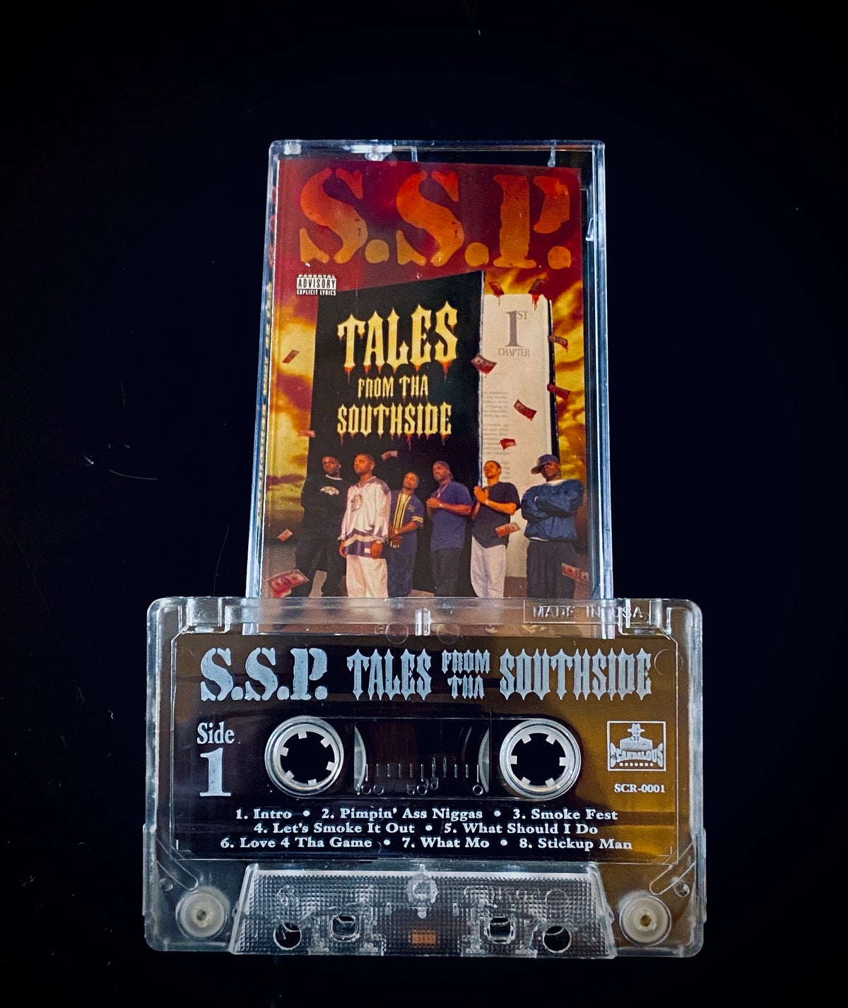 """Image of S.S.P. """"Tales from the Southside"""""""